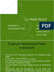 U.S TRADE POLICY PPT