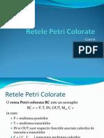 Retele Petri Colorate