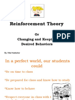 Reinforcement Theory (1)