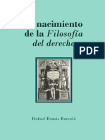 Nacimiento Ramis Hd90 2021 El Nacimiento de La Filosofia Derecho