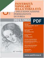 UNI3 IVREA Corssi e Laboratori 2021-2022