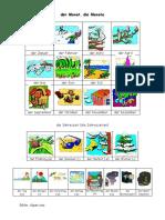 Monate Tage Jahreszeiten Bildworterbucher 16019