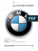 Casestudy on BMW (A) - Vinay Asopa
