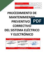 SG - SSTMA - PETS - 004 - Mtto - Sist. Monitoreo