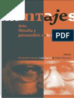 4) Montajes. Arte, filosofía y psicoanálisis en la encrucijada