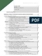 Programme présidentiel PS avant amendements