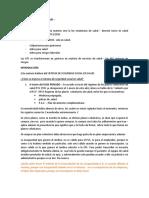 CLASES SISTEMA GENERAL DE SALUD