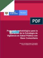 VSPC - Documento propuesta implementación estrategia