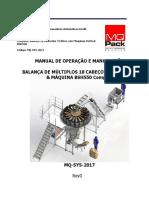 Manual de Operação e Manutenção