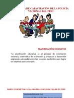 Planificación de La Gestion Educativa