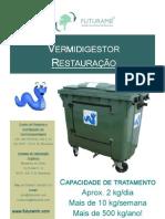 Vermidigestor Restauração