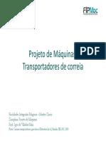 Projeto de Máquinas - 04 - Transportadores de Correia-1
