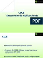 CICS Desarrollo de Aplicaciones