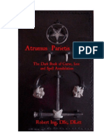 Atrumus Parietis Libri - The Dark Book of Curse, Jinx and Spell Annihilation