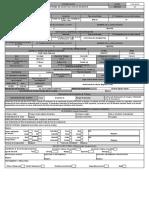 REDRILSA Informe Investigación Camioneta BFA-765