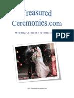 Wedding Info. Packet
