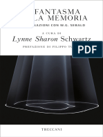 Lynne Sharon Schwartz - Il Fantasma Della Memoria. Conversazioni Con W.G. Sebald-Treccani (2019)