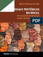 Vogais Pretônicas No Brasil_Myrian Silva