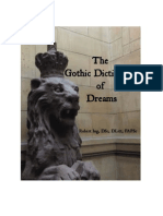 The Gothic Dictionary of Dreams