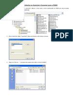Como fazer símbolos no AutoCad e Converter para o PDMS