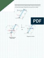 Cinética plana del solido rigido  Problemas 1