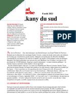 Joissains JDD 8 Août 2021 PDF Word
