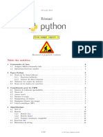 Memento Python F