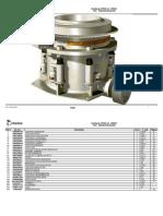2.8 - Lista de Piezas Nordberg HP500 s n 128504_01