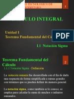 I.1 Notacion Sigma AD20