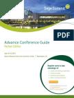 Sage Summit 2011 Partner Guide
