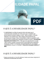 INFABILIDADE PAPAL
