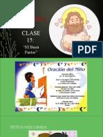Religión - CLASE 15