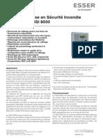 Doc technico-commerciale CMSI 8000
