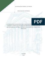 As federações da indústria como organizações políticas - causas e desenvolvimento do processo de profissionalização política das entidades do sistema corporativista industrial subnacional brasileiro