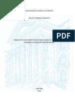 Redes de financiamento eleitoral em 2014 e 2018 - efeitos da proibição de doações empresariais