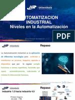 Automatización -  Pirámide o niveles