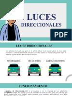 LUCES DIRECCIONALES