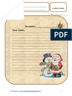 a letter to santa 2