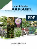 Plantas Medicinales Cultivadas en Chiriquí