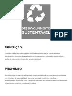 Desenvolvimento Sustentável2
