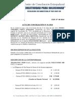 Acta de IUP exp 48