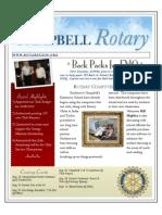 Newsletter - Aug 12 2008