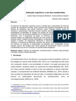 REVISÃO de LITERATURA - Sindrome Da Disfunção Cognitiva e o Uso de Cannabinoides. (7)