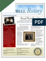 Newsletter - Aug 5 2008