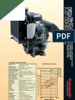 FD620D-Lawnmower Engine Drawing