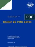DOC 4444-ATM501 GESTION DU TRAFIC AÉRIEN 2001