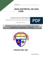 Tdr Sap San Carlos - San Jose