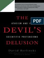 Libro_David Berlinski_Ateísmo demoníaco y las pretensiones científicas