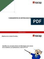1. FUNDAMENTOS DE METROLOGIA INDUSTRIAL