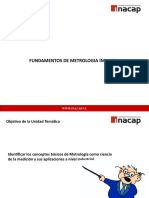 1. FUNDAMENTOS DE METROLOGIA INDUSTRIAL